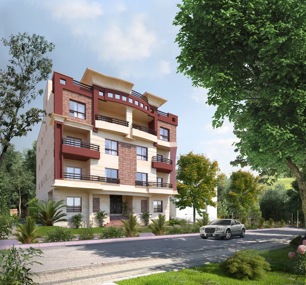 New Cairo Andalus project 215
